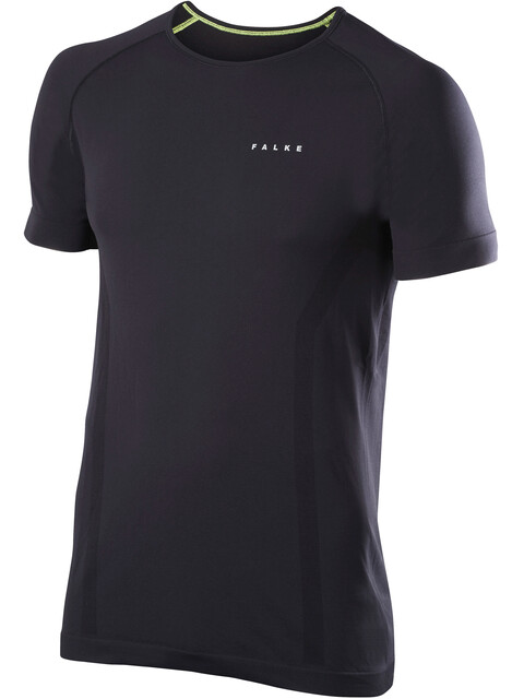 Falke Comfort Warm Shortsleeved Shirt Men black